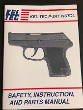 kel tec gun manuals for sale ebay rh ebay com Kel-Tec 308 Bullpup kel tec sub 2000 user manual