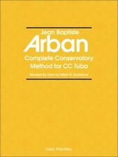 Arban Complete Conservatory Method for Tuba O5553