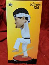"Icon Heroes The Karate Kid Movie Daniel Larusso 7.5"" Bobblehead Bobble Figure NR"