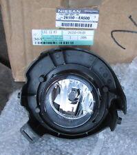 Nissan Navara 05-07 OSF Right Drivers Front Fog Spot Lamp Light Lens 26150EA500