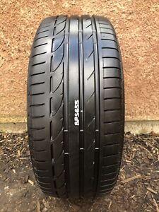 235/55R17 (103W) XL Bridgestone Potenza S001 - 6.55mm