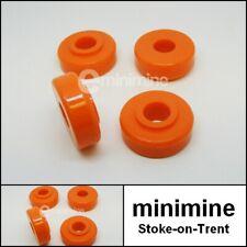 Classic Mini Polyflex Tie Bar Bush Kit Orange rover austin front subframe rod