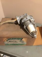 New NOS Carter M2471S Fuel Pump AC 4209-4210-4396-4487