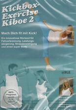DVD + Kickbox Exercise Kiboe 2 + Workout + Fettverbrennung + Beweglichkeit