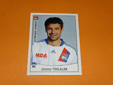 230 J. TOULALAN OLYMPIQUE LYON OL GERLAND PANINI FOOT 2011 FOOTBALL 2010-2011