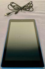 Amazon Kindle Fire HD 8 (6th Generation), Wi-Fi, 8in Blue