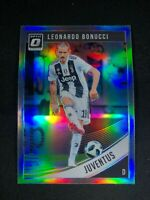 2018-19 Panini Donruss Optic Soccer Leonardo Bonucci Juventus Juve #14 Holo