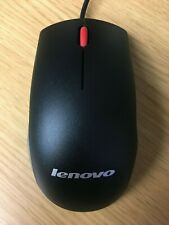 Genuine Lenovo Optical Mouse Scrolling 3 Button USB Wired SM50F76959 45J4889