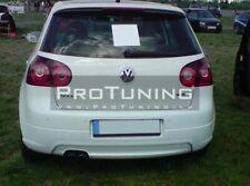 GTI Look Spoiler For VW GOLF MK5 V Rear Door Roof Extention Wing