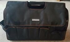 Entrepreneur tote tool caddy sac avec ** heavy duty base carry case holdall barg...