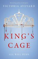 King's Cage (Red Queen 3), Aveyard, Victoria, New