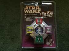 TIGER ELECTRONICS STAR WARS R2-D2 DITTO DROID MEMORY GAME NEW