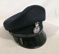 UK POLICE SURPLUS,MINISTRY OF DEFENCE,MDP,MGS BLACK WOOL BLEND TROUSERS,WORK