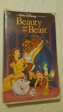 Walt Disney Beauty And The Beast 1992 Black Diamond Classic VHS Mint [P120]