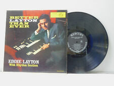 Eddie Layton pop LP Better Layton Than Ever Mercury