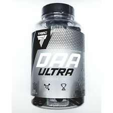 DAA ULTRA 120Caps D-Aspartic Testosterone Booster Strength Faster Muscle Growth