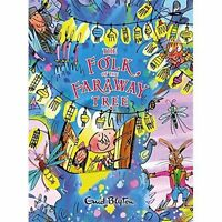 The Folk of the Faraway Tree Gift Edition (The Magic Faraway Tree) by , NEW Book