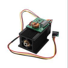 3W 3000mW Blue Laser Module 450nm Head Violet Light For DIY Engraving Machine