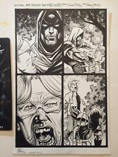 TOWER CHRONICLES ORIGINAL PUBLISHED Art #3 Pg.54 By SIMON BISLEY / R .RAMOS