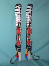 Salomon MiniMax Snowblades short skis 99.9cm with Salomon adjustable bindings ~~