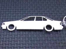 BMW E34 Porte-clés M5 SEDAN TOURING 520 540 R6 V8 525 iX M20 Emblème Portachiavi