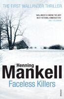 Faceless Killers (Kurt Wallander) By Henning Mankell
