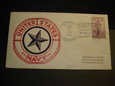 USS AUGUSTA CA-31 Naval Cover 1936 Cachet BALI