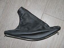 BMW E31 840 850 I Ci Csi Polaina de freno de mano de cuero negro