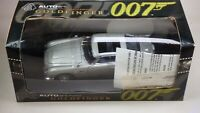 Autoart 1:18 Aston Martin DB5 007 James Bond Ejector Seat Weapons Toy Car Model