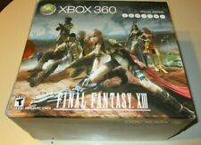 Microsoft Xbox 360 Elite Final Fantasy XIII Special Edition 250GB Ceramic White Console