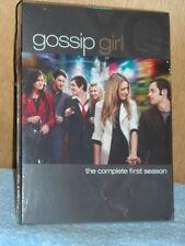 Gossip Girl - The Complete First Season (DVD, 2008, 5-Disc Set) TV Series
