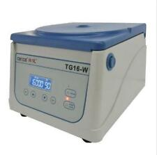 TG16-W Tabletop High Speed Micro Centrifuge 8x5ml Medical Lab Centrifuge  T