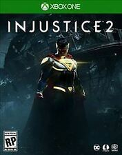 Injustice 2 Xbox one Video Game Brand New SEALED