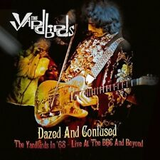 Dazed and Confused: The Yardbirds in '68 - Live at the BBC and Beyond by The Yardbirds (Vinyl, May-2018, Repertoire)
