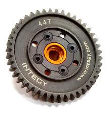 INTEGY RC T8720ORANGE Billet Machined HD Spur Gear 44T for HPI Ken Block WR8 3.0