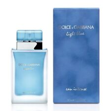 D & G Light Blue Eau Intense Dolce & Gabbana Eau de Parfum 50ml 1.6 oz NEW