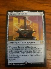 Magic the Gathering, Hammer of Nazahn, Double Masters, NM