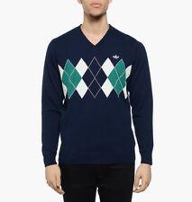 Gilet Col V Homme Adidas Originals