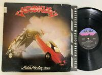 KROKUS: Metal Rendez-vous Vintage 1980 Heavy Metal Rock Record LP EX Vinyl Orig