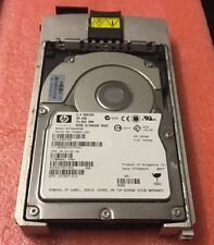 "HP 36gb 15k u320 SCSI 3.5"" Hard Drive bf036863b9 306645-002 271837-012 & Caddy"