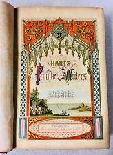 1852 FEMALE PROSE WRITERS OF AMERICA 1st Ed Biography Leather SCARCE Illust'd