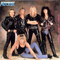 ACCEPT - EAT THE HEAT NEW CD