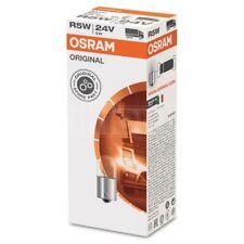 10 x OSRAM 149 R5W 24V 5W Truck Lorry Indicator Brake Fog Bayonet Bulbs BA15s