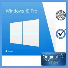GENUINE WINDOWS 10 PRO PROFESSIONAL 32/64-BIT ORIGINAL LICENSE KEY