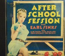 AFTER SCHOOL SESSION with EARL SINKS - 30 Tracks