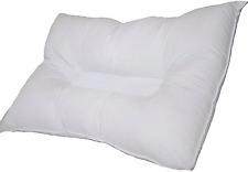 ANTI SNORE ORTHOPEDIC PILLOW STOP SNORING HOLLOWFIBRE FILLING - SNOOZE CONTROL