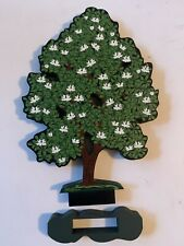 shelia s collectibles/ Magnolia Tree With Stand