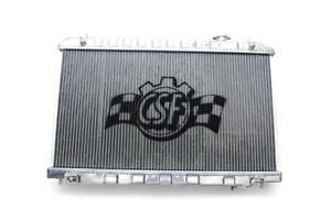 Cooler Cooling Antifreeze Coolant ut CSF Radiator for 2007-2008 Nissan 350Z