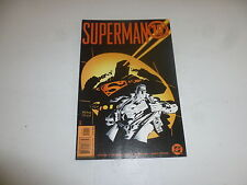 SUPERMAN Comic - 10 Cents Adventure - No 1 - Date 03/2003 - DC Comics