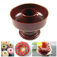 Donut Maker Cutter Mold Desserts Baking Doughnut Cookie Cake DIY Tool Mould UK